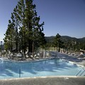Swimming pool at The Ridge Tahoe