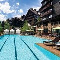 Swimming pool at The Ritz Carlton Bachelor Gulch