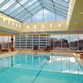 Swimming pool at The Ritz Carlton Westchester