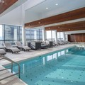 Swimming pool at The Sutton Place Hotel Edmonton