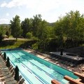 Swimming pool at The Villas at Snowmass Club