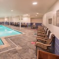 Swimming pool at The Westport Inn