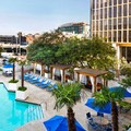 Swimming pool at The Whitehall Houston