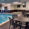Swimming pool at Third Street Inn