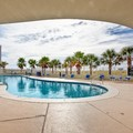 Swimming pool at Tidewater Condominium by Wyndham Vacation Rental