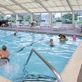 Swimming pool at Tidewater Inn
