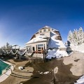 Swimming pool at Timberline Lodge