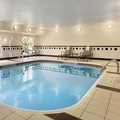 Swimming pool at Toledo Maumee Fairfield Inn & Suites