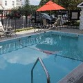 Swimming pool at Towneplace Suites Baltimore Fort Meade