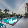 Swimming pool at Towneplace Suites New Orleans Harvey / West Bank
