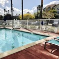 Swimming pool at Towneplace Suites Newark Silicon Valley