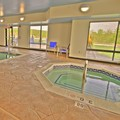 Swimming pool at Towneplace Suites Scranton Wilkes Barre