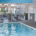 Swimming pool at Towneplace Suites by Marriott Cleveland Solon