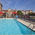 Swimming pool at Towneplace Suites by Marriott Detroit Livonia