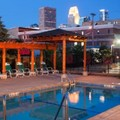 Swimming pool at Towneplace Suites by Marriott Minneapolis Downtown
