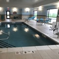Swimming pool at Towneplace Suites by Marriott New Hartford