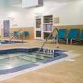 Swimming pool at Towneplace Suites by Marriott Red Deer