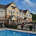Swimming pool at Towneplace Suites by Marriott Stafford Quantico