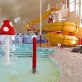 Swimming pool at Travelodge Hotel Medicine Hat