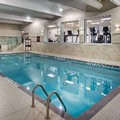 Swimming pool at Travelodge Hotel Toronto Airport