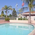 Pool image of Travelodge Merced Yosemite