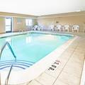 Swimming pool at Travelodge Paw Paw