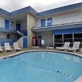 Swimming pool at Travelodge by Wyndham Lancaster Amish Country