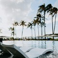 Swimming pool at Turtle Bay Resort