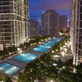 Pool image of Viceroy Miami