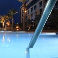 Swimming pool at Viejas Casino & Resort