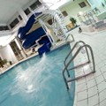 Swimming pool at Viscount Gort Hotel Banquet & Conference Centre