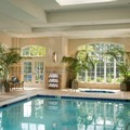 Swimming pool at Washington Duke Inn
