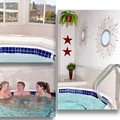 Swimming pool at Weathervane Terrace Inn & Suites