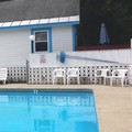 Swimming pool at Weirs Beach Motel & Cottages