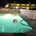 Swimming pool at Westbridge Inn & Suites