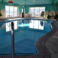Swimming pool at Western Inn