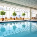 Swimming pool at Westin Cincinnati