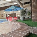 Swimming pool at White River Inn & Suites