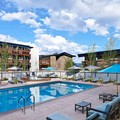 Swimming pool at Wildwood Snowmass Hotel