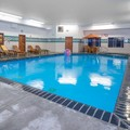 Swimming pool at Wood River Inn