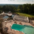 Swimming pool at Woodcliff Hotel & Spa