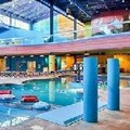 Swimming pool at Wyndham Albuquerque Hotel & Conference Center