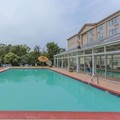 Swimming pool at Wyndham Garden Manassas