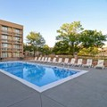 Swimming pool at Wyndham Garden Schaumburg Chicago Northwest