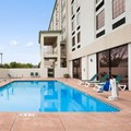 Swimming pool at Wyndham Garden Wichita Downtown