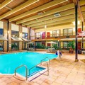 Swimming pool at Wyndham Garden York