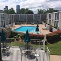 Swimming pool at Wyndham Riverfront