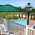 Swimming pool at Wyndham Virginia Crossings