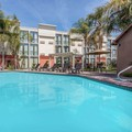 Swimming pool at Wyndham Visalia