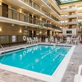 Swimming pool at Wytestone Suites of Fredericksburg
